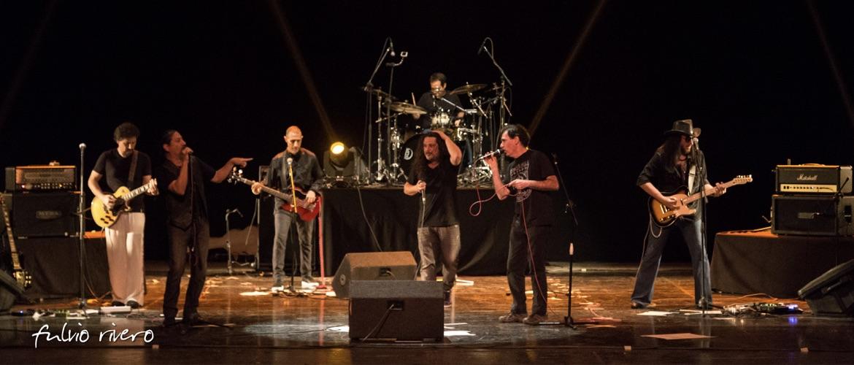 Hades Teatro San Martin 2016 - Rock en Tucumán