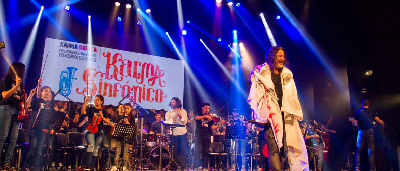 Rock en Tucumán - Karma Sudaka Sinfónico