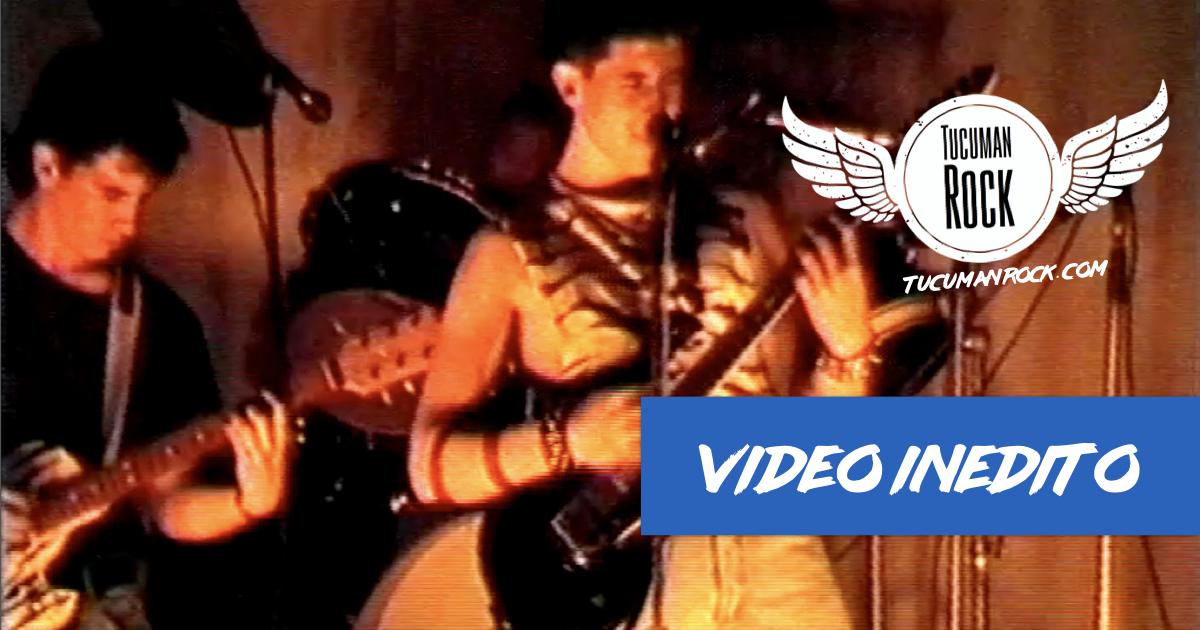 Los Angeles de La Oscuridad (DARK ANGELS) - No Habra Luz - Istituto Tecnico UNT - 1987 - TucumanRock Inedito